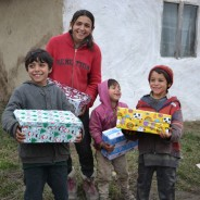 Romania Christmas shoebox appeal