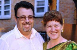 Alan and Megan Barker